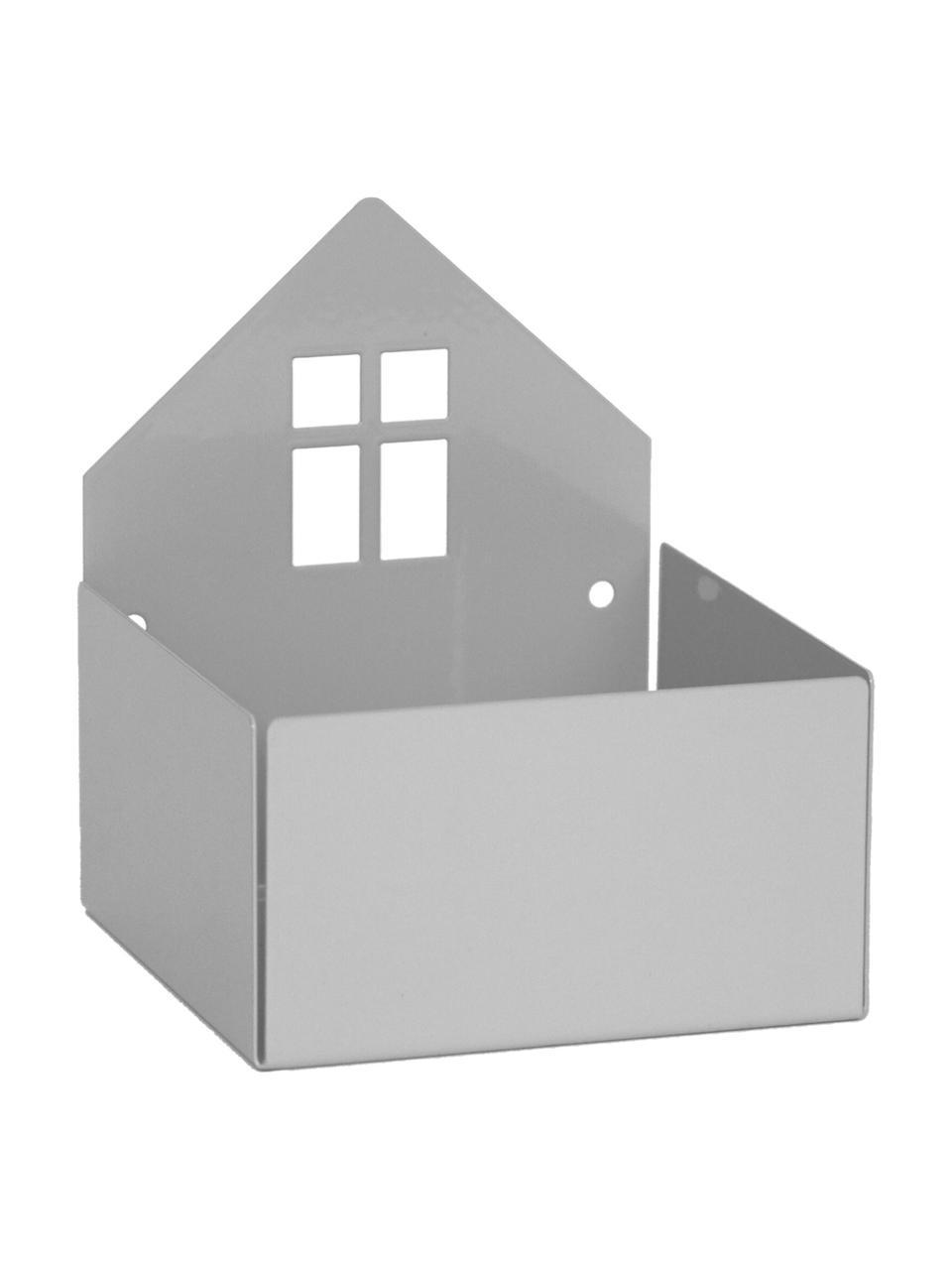 Boîte de rangement Town House, Gris