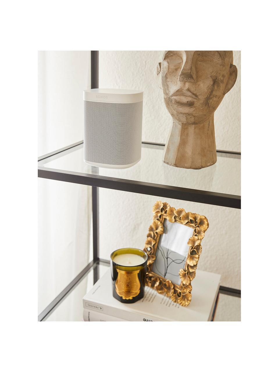 Cornice dorata Macky, Cornice: poliresina, Dorato, 10 x 15 cm