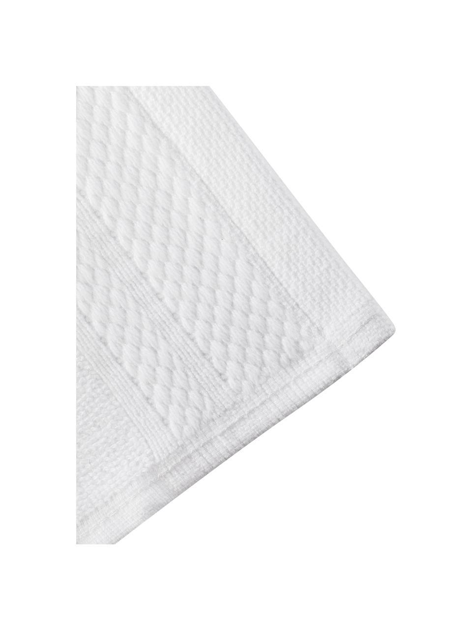 Ręcznik Premium, różne rozmiary, Biały, Ręcznik dla gości XS