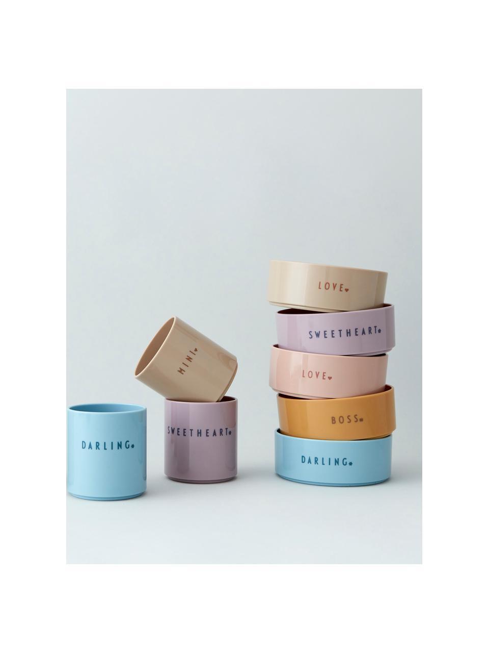 Kinderschälchen Mini Favourite, Tritan, BPA-, BPS- und EA-frei, Rosa, Ø 11 x H 5 cm