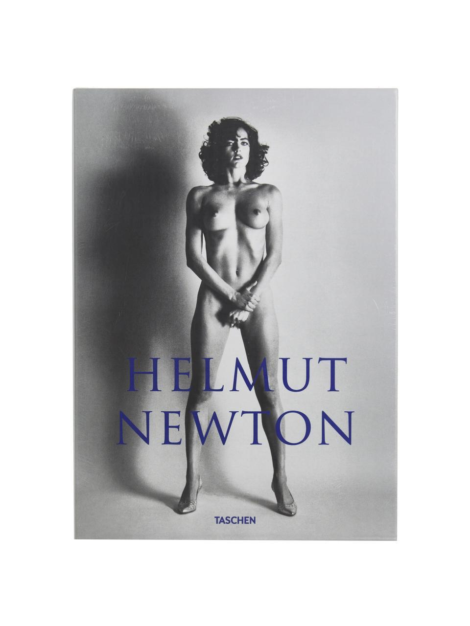 Kniha Helmut Newton – Sumo, Šedá, modrá