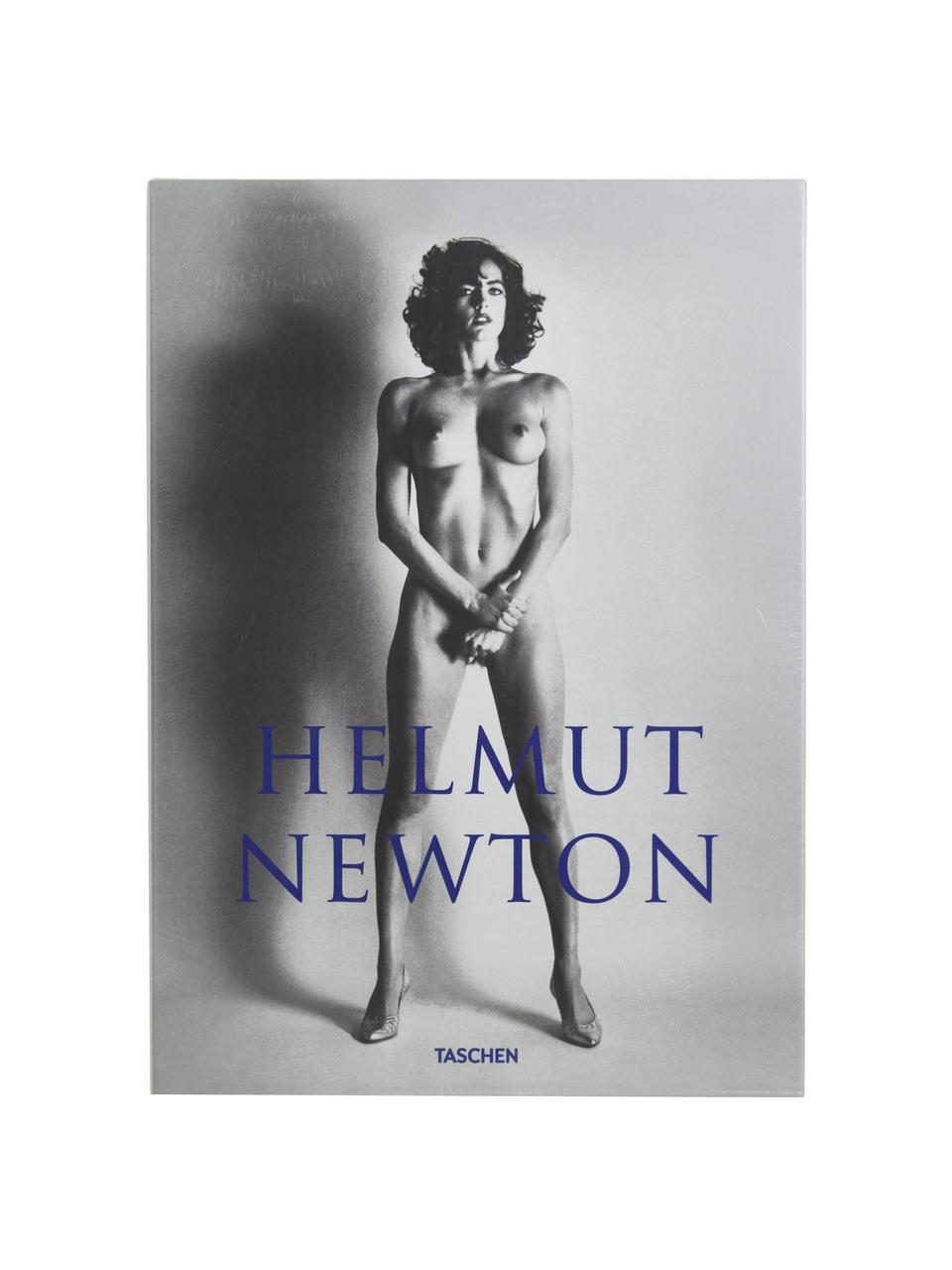Libro illustrato Helmut Newton – Sumo, Carta, copertina rigida, Grigio, blu, Lung. 37 x Larg. 27 cm