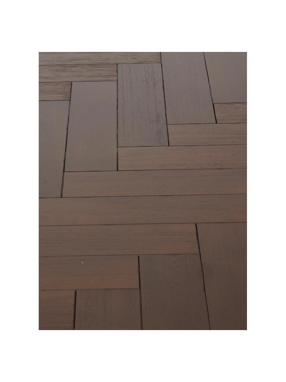 Tavolo Bruno, Gambe: metallo, Marrone, Larg. 180 x Prof. 90 cm