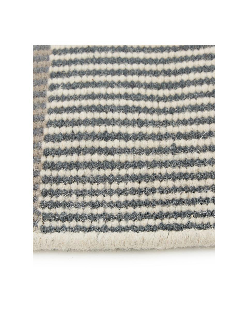 Ręcznie tkany dywan kilim Devise, 100% wełna   Włókna dywanów wełnianych mogą nieznacznie rozluźniać się w pierwszych tygodniach użytkowania, co ustępuje po pewnym czasie, Wielobarwny, S 200 x D 300 cm (Rozmiar L)