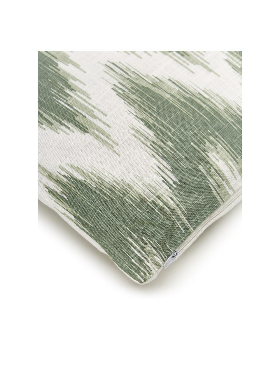 Sada povlaků na polštáře Hasan, 2 díly, Zelená