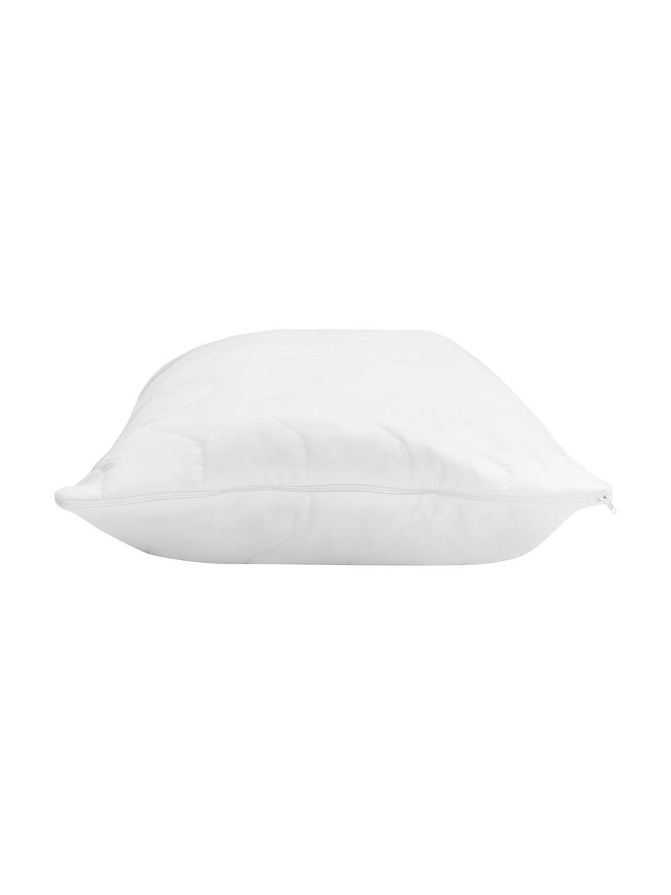 Premium Kissen-Inlett Sia, 40x60, Microfaser-Füllung, Hülle: 100% Polyester, wattiert, Weiß, 40 x 60 cm