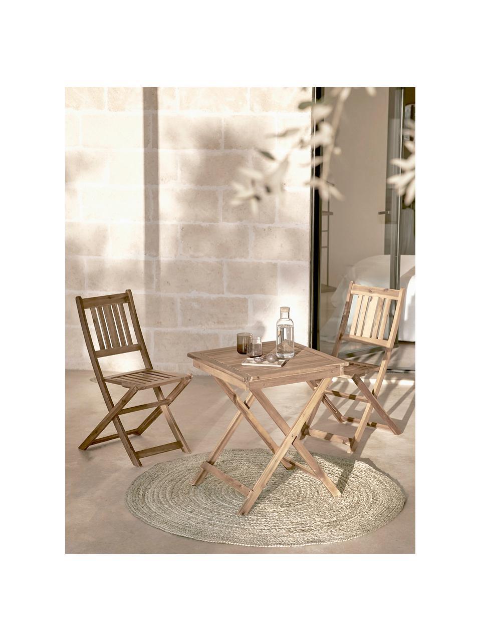 Kulatý jutový koberec Sharmila, ručně vyrobený, Béžová