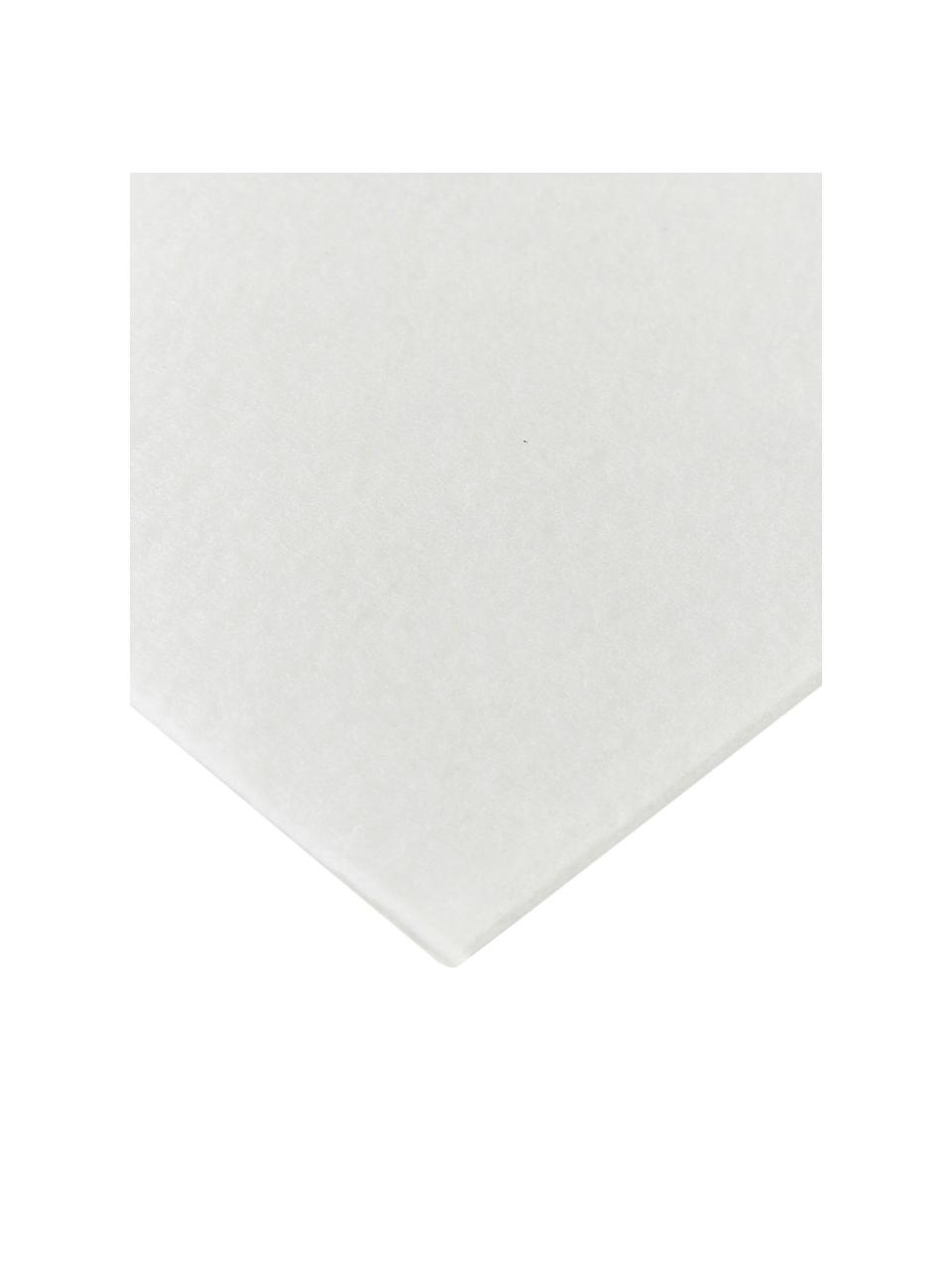 Sottotappeto in pile di poliestere My Slip Stop, Vello di poliestere con rivestimento antiscivolo, Crema, Larg. 180 x Lung. 270 cm