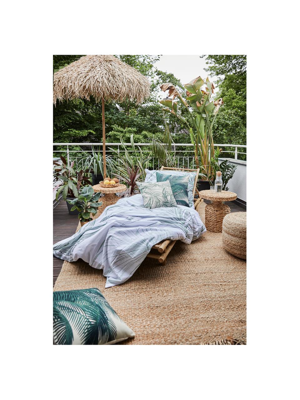 Bambusové zahradní lehátko Mandisa, Bambus