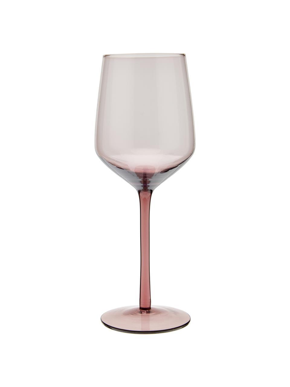Verre à vin bigarré soufflé bouche Desigual, 6élém., Multicolore
