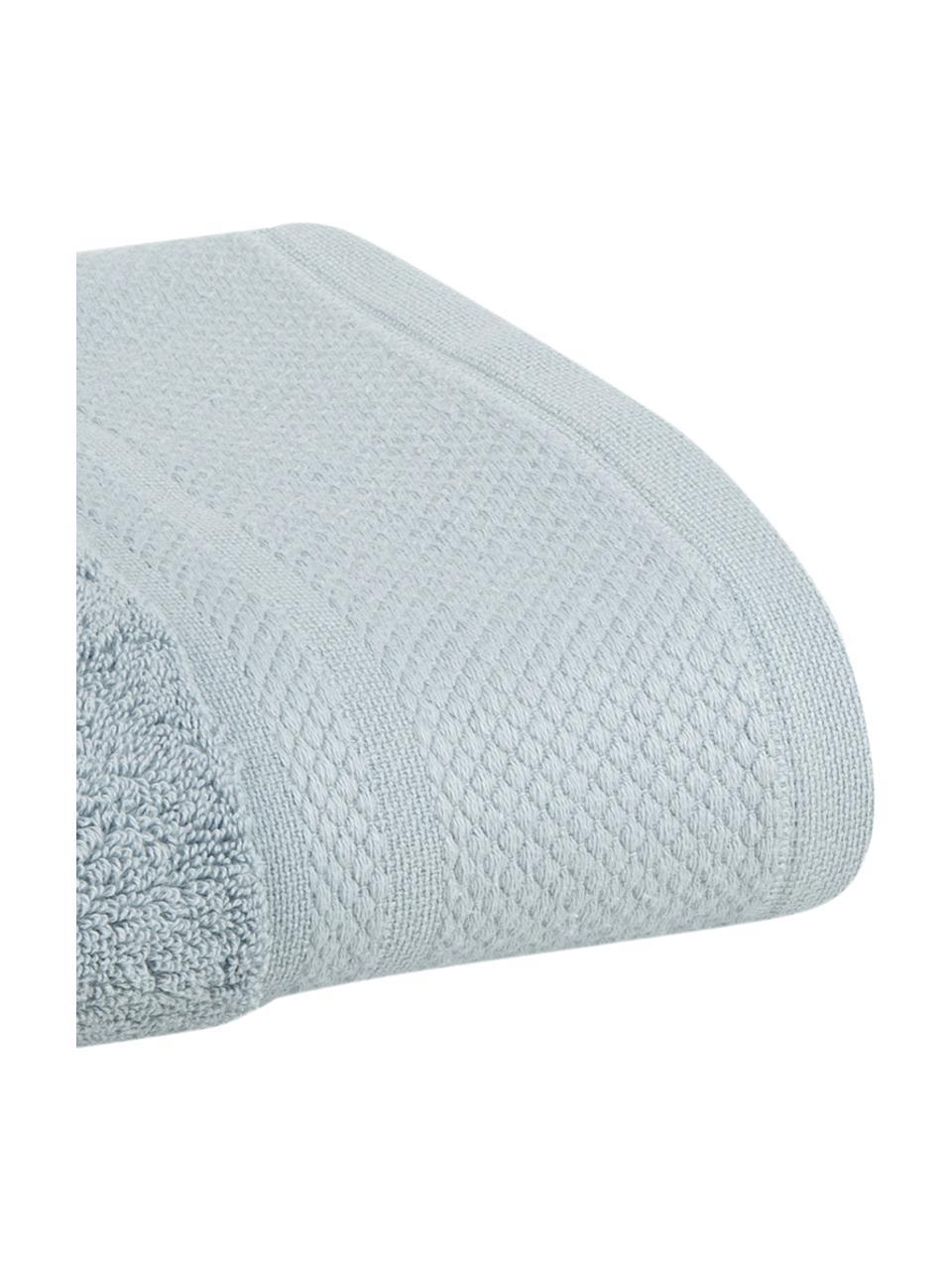 Ręcznik Premium, różne rozmiary, Jasny niebieski, Ręcznik dla gości XS
