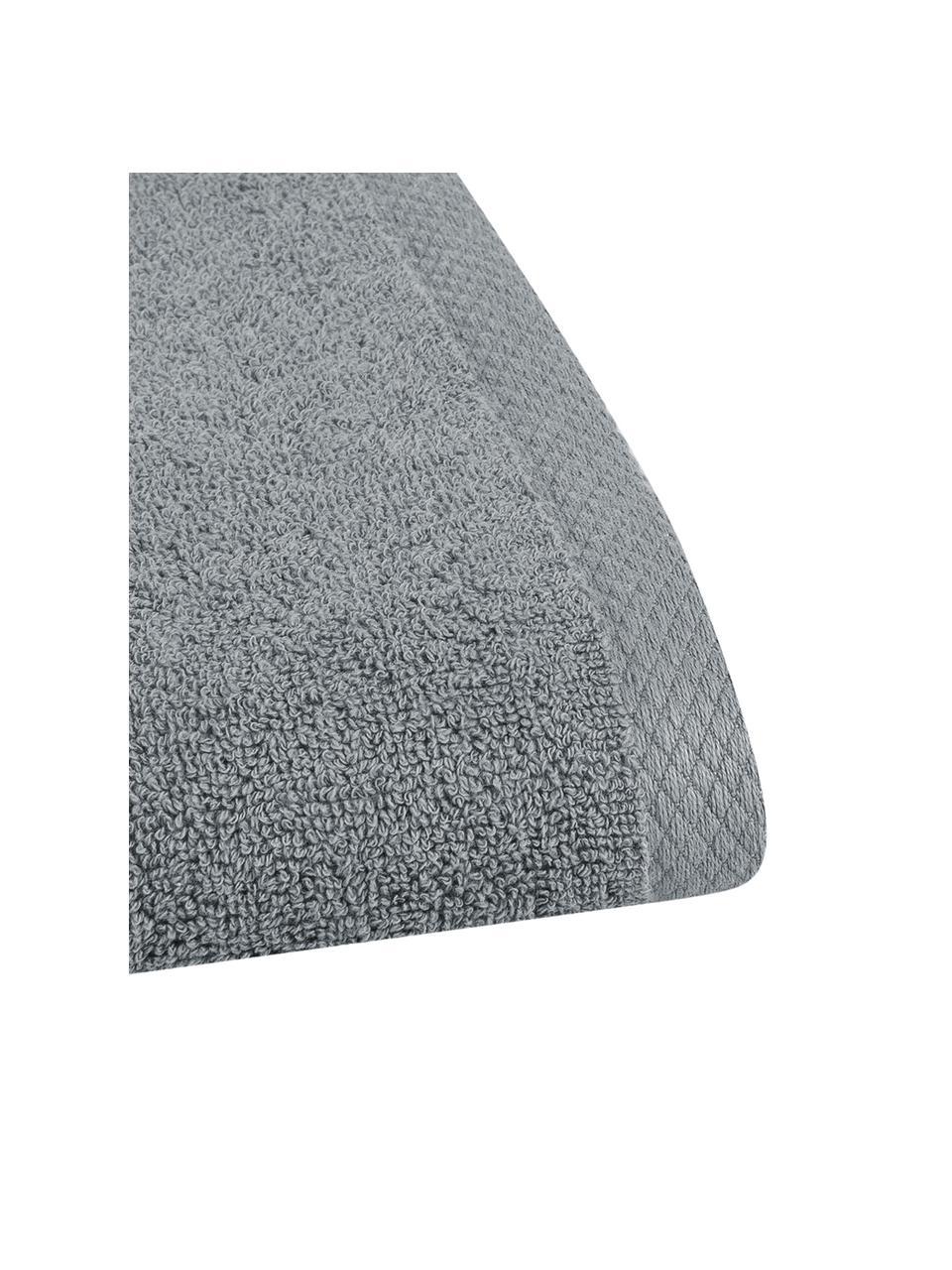 Ręcznik Comfort, różne rozmiary, Ciemny szary, Ręcznik dla gości