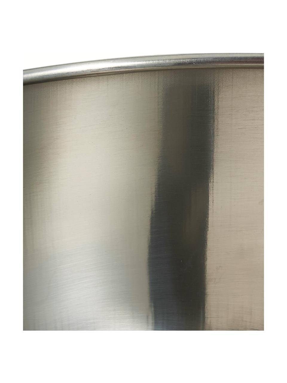 Ciotola centrotavola dorata Master Class, Esterno: acciaio inossidabile rive, Interno: acciaio inossidabile, Colori ottone, acciaio inossidabile, Ø 21 x Alt. 12 cm