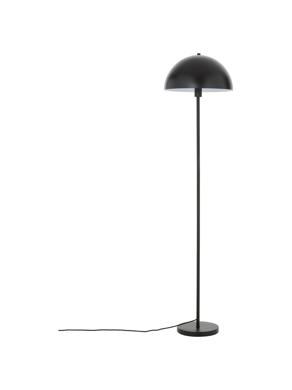 Lampadaire moderne noir Matilda, Noir