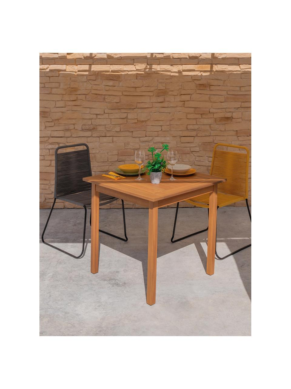 Krzesło ogrodowe  Suture, 2 szt., Nogi: stal szlachetna , lakiero, Szary, S 53 x G 53 cm