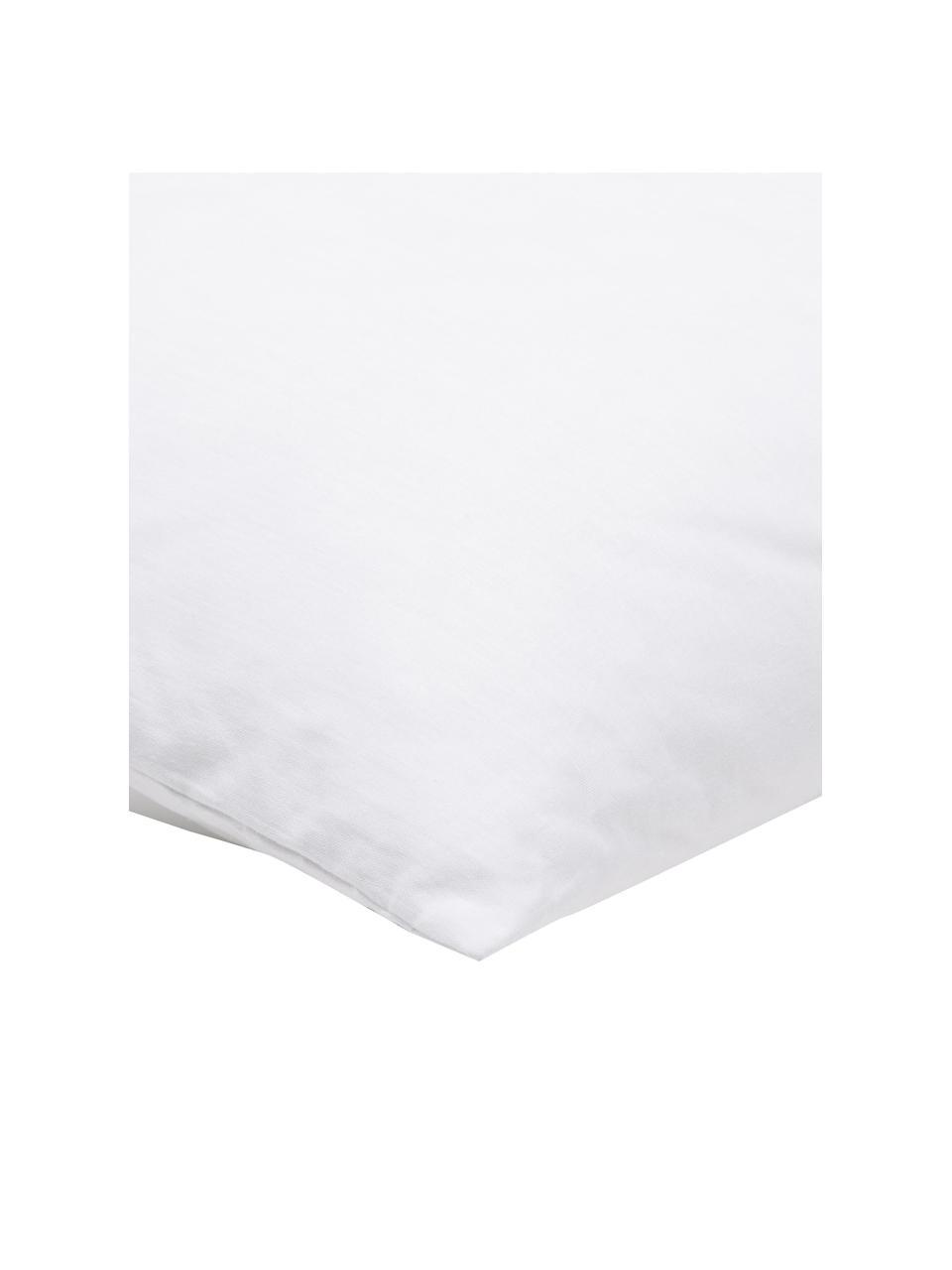 Garnissage de coussin en microfibre 50 x 50  Sia, Blanc