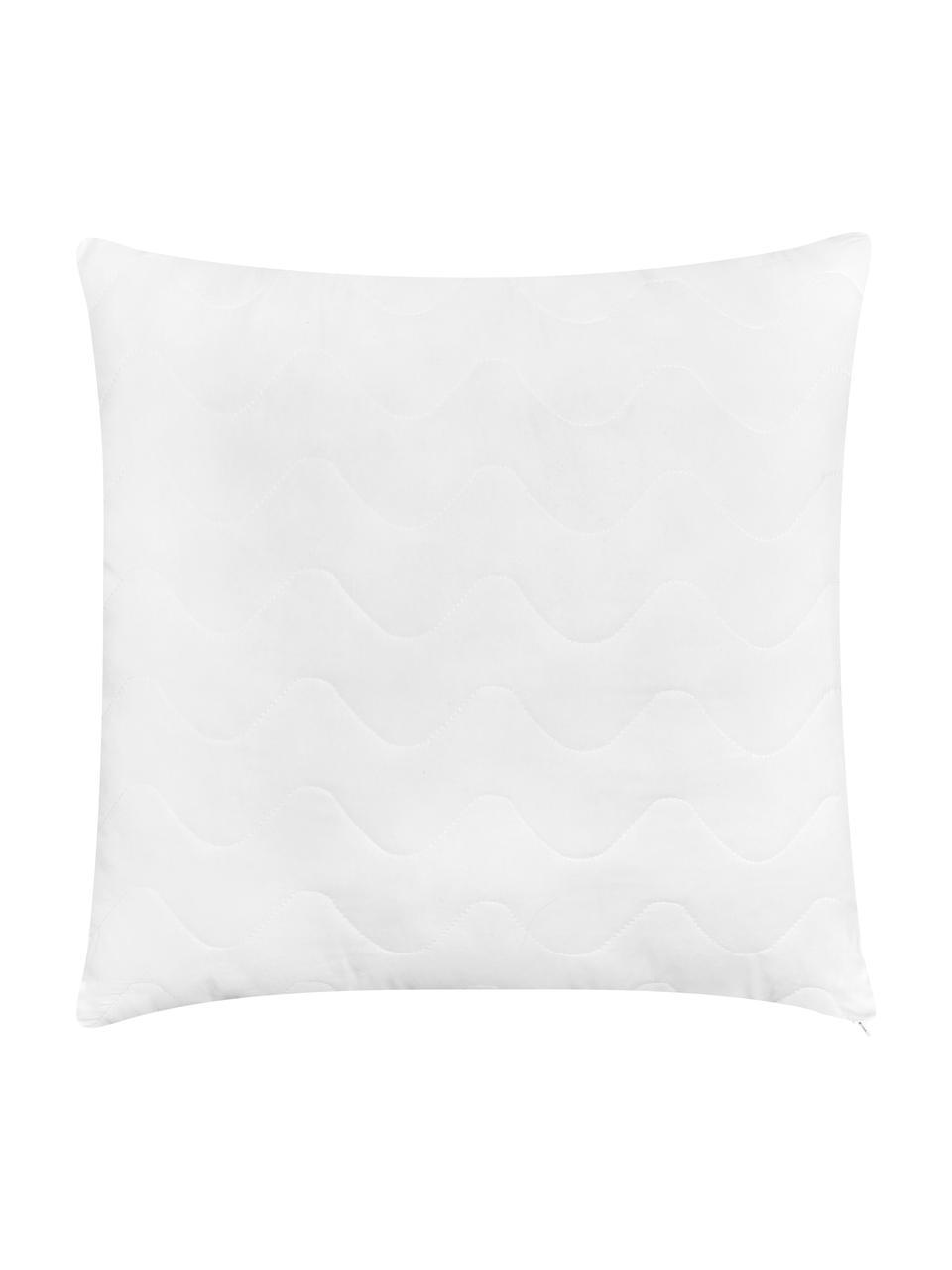 Premium Kissen-Inlett Sia, 60x60, Microfaser-Füllung, Hülle: 100% Polyester, wattiert, Weiß, 60 x 60 cm