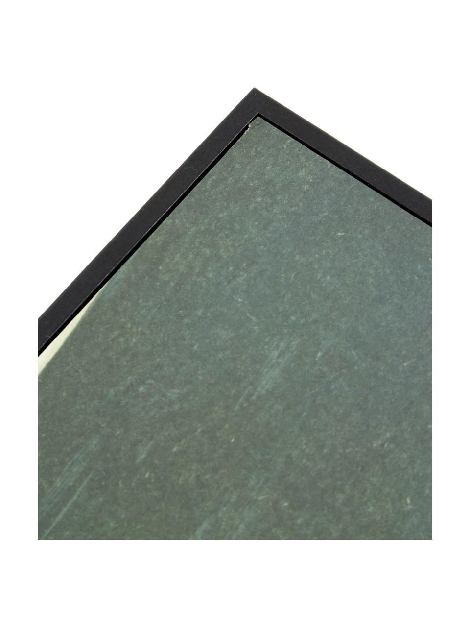 Oprawiony druk cyfrowy Rera, Zielony, kremowy, S 25 x W 35 cm