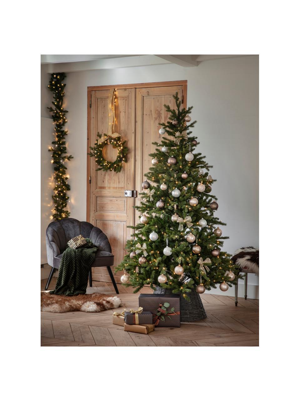 Künstlicher Weihnachtsbaum Allison, Grün, Ø 97 x H 150 cm
