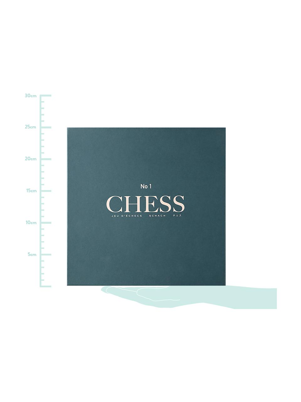 Jeu d'échecs Classic, Beige, vert