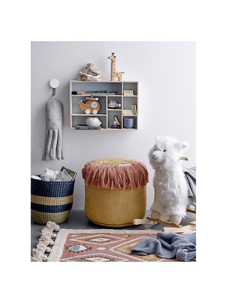 Vloerkleed Boho, 100% katoen, Multicolour, B 70 x L 120 cm (maat XS)
