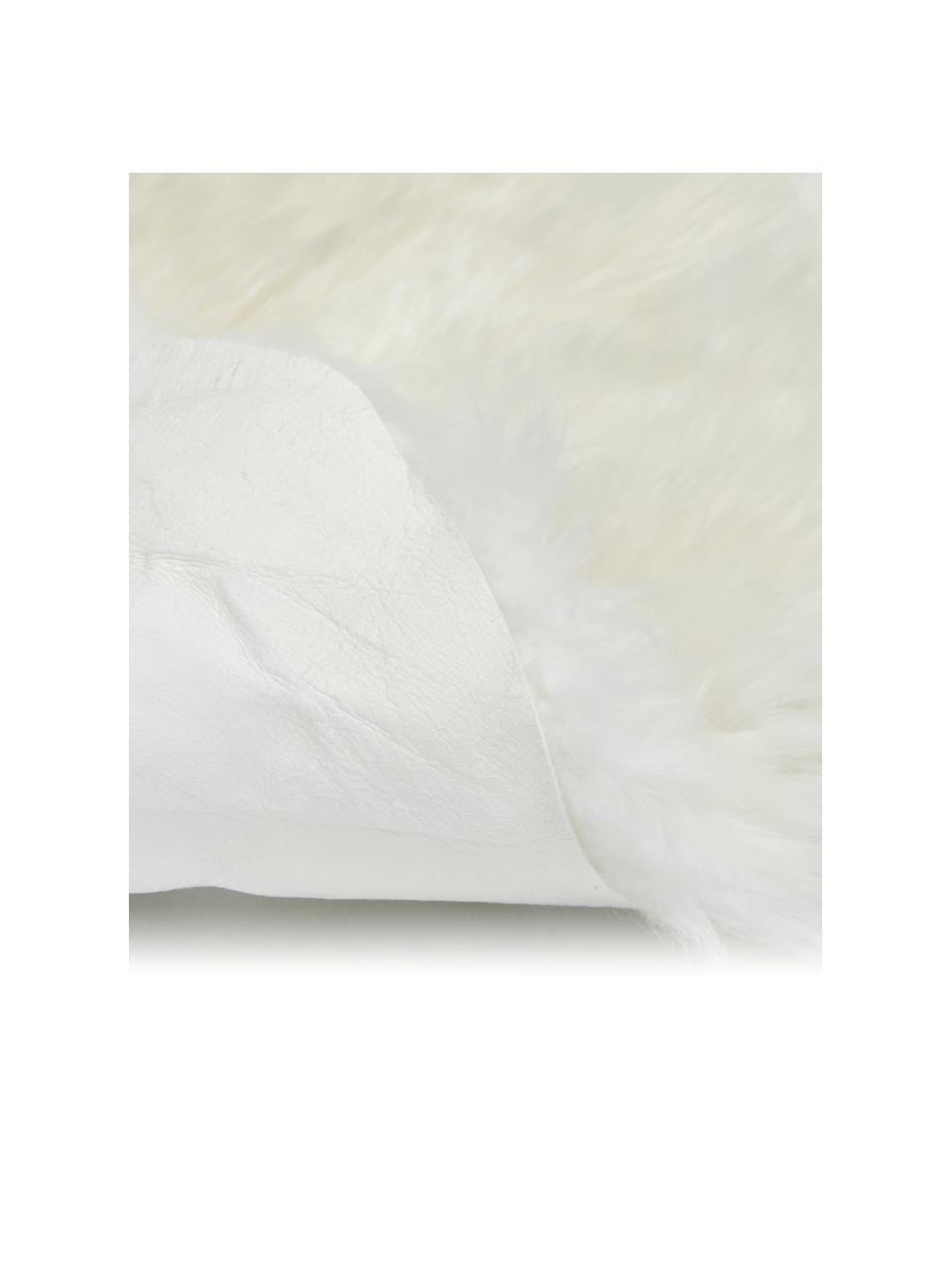 Skóra owcza Oslo, Kremowobiały, S 60 x D 90 cm