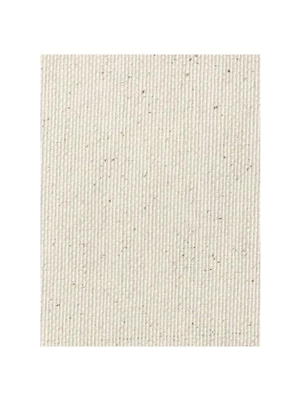 Copridivano Levante, 65% cotone, 35% poliestere, Beige, Larg. 110 x Lung. 220 cm