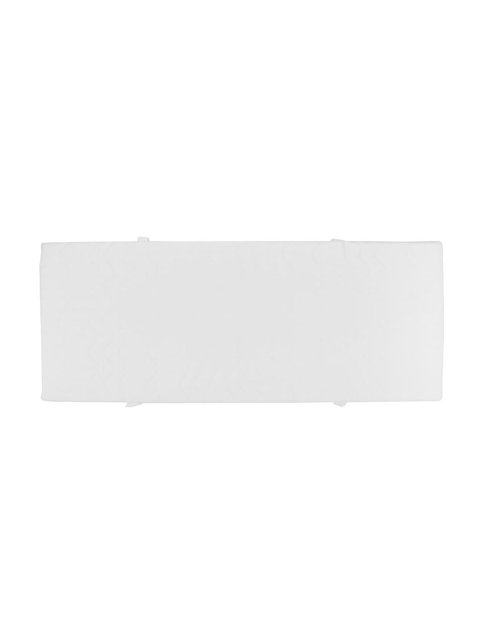 7-Zonen-Kaltschaummatratze Vital, Bezug: Doppeljersey-TENCEL® (56%, Weiß, 160 x 200 cm