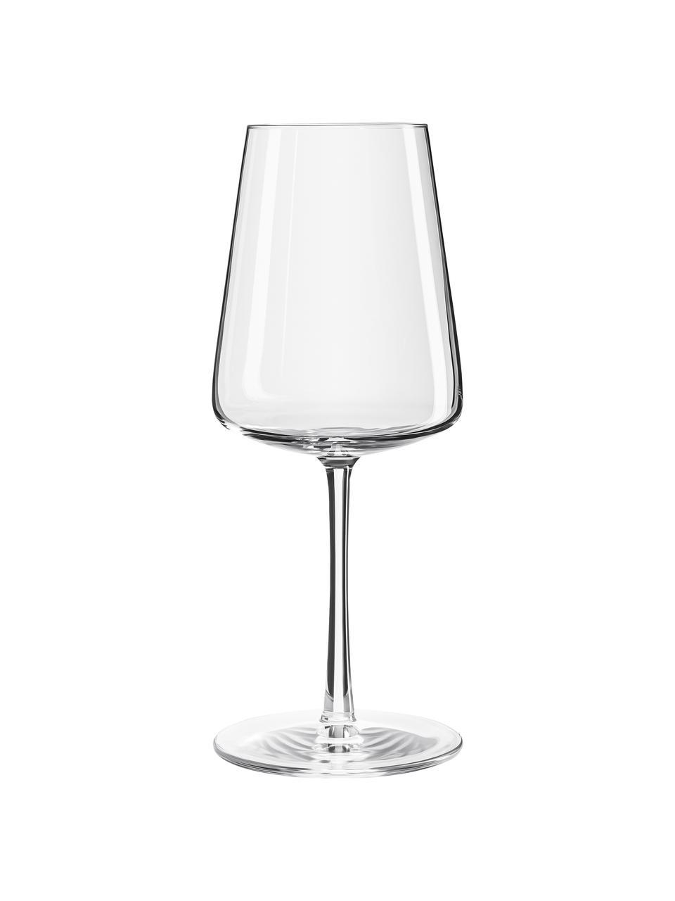 Verre à vin blanc cristal Power, 6pièces, Transparent