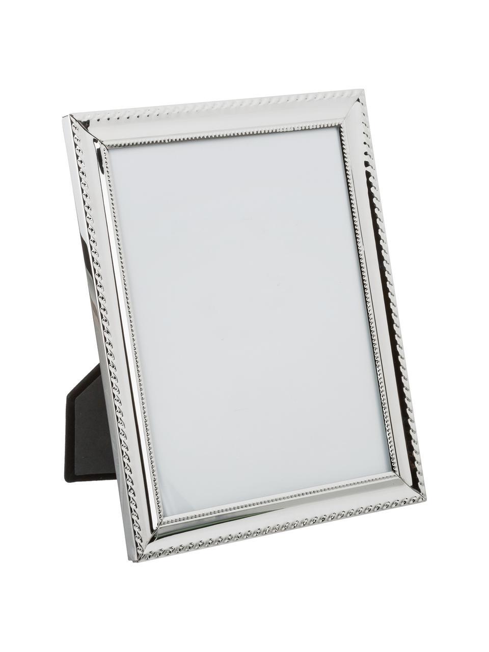 Ramka na zdjęcia Julie, Odcienie srebrnego, transparentny, 15 x 20 cm