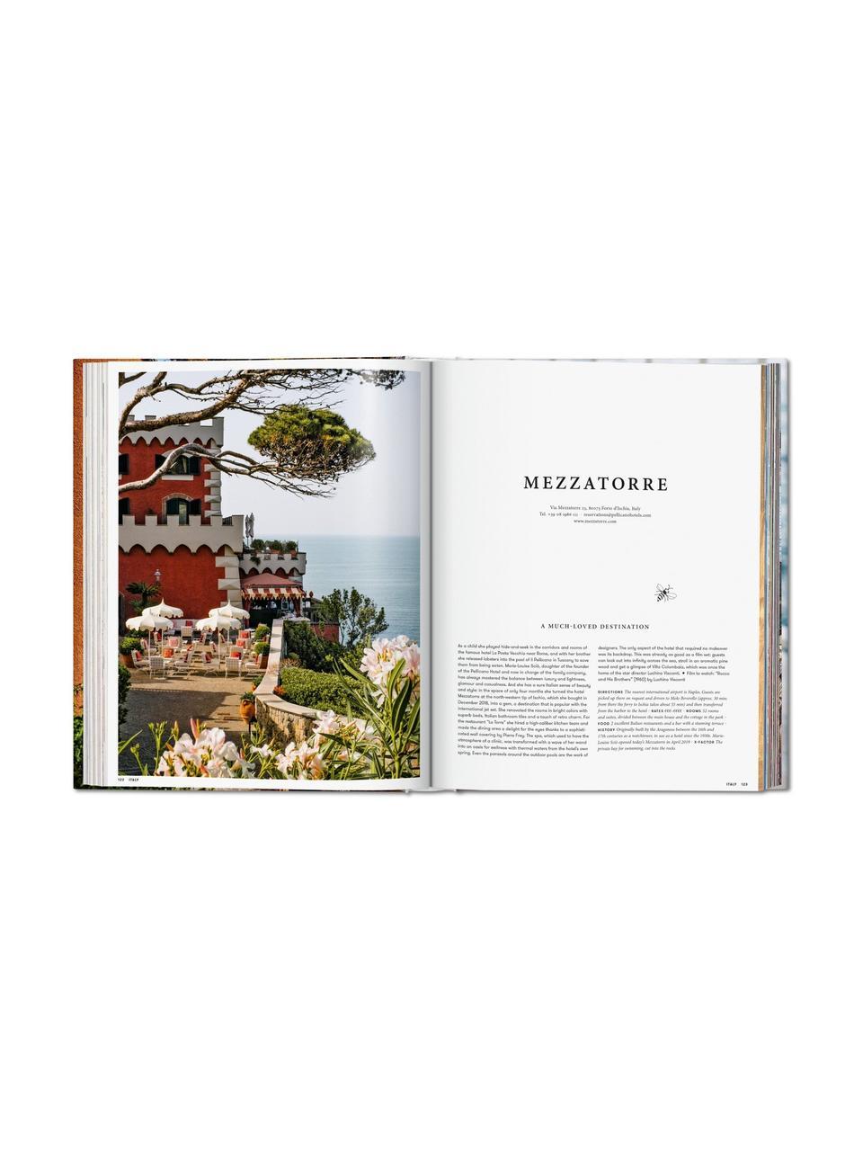 Kniha Great Escapes Mediterranean. The Hotel Book., Více barev