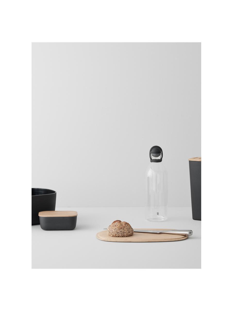 Carafe à eauCool-It, 1,5 L, Noir, transparent