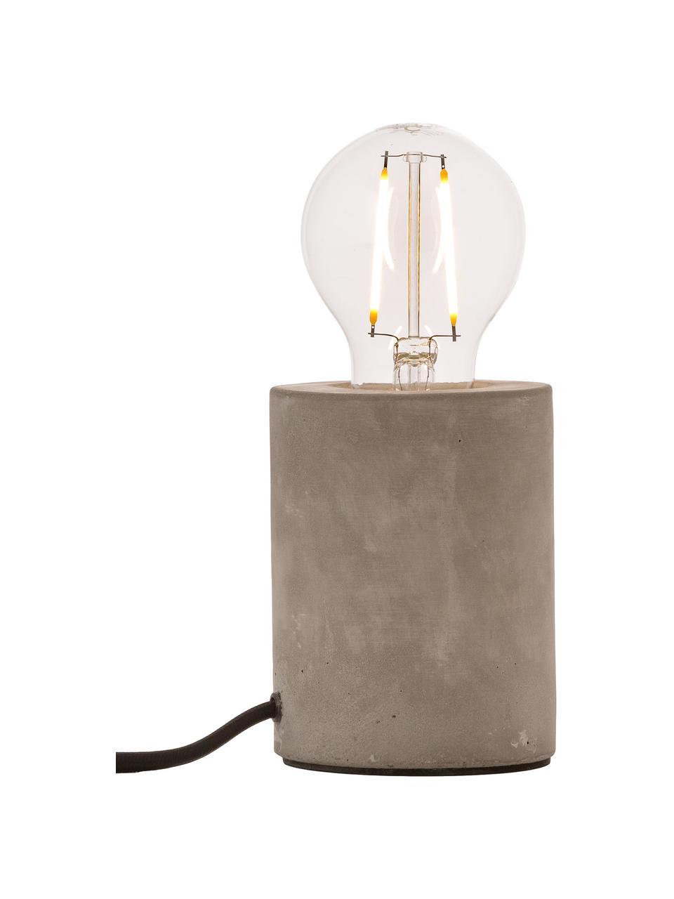 E27 Leuchtmittel, 4.6W, warmweiß, 6 Stück, Leuchtmittelschirm: Glas, Leuchtmittelfassung: Aluminium, Transparent, Ø 8 x H 10 cm