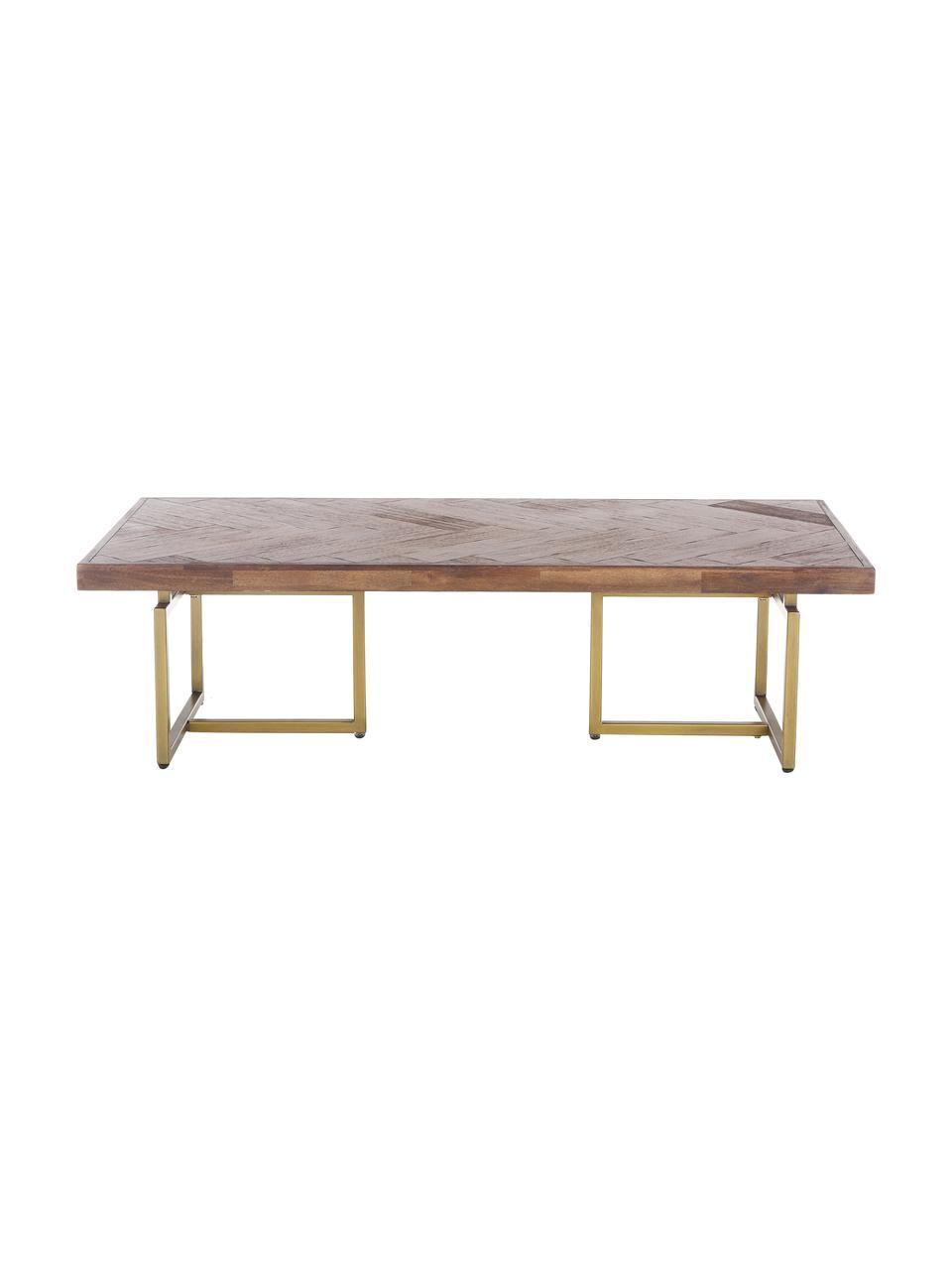 Table basse en bois d'acacia Class, Brun