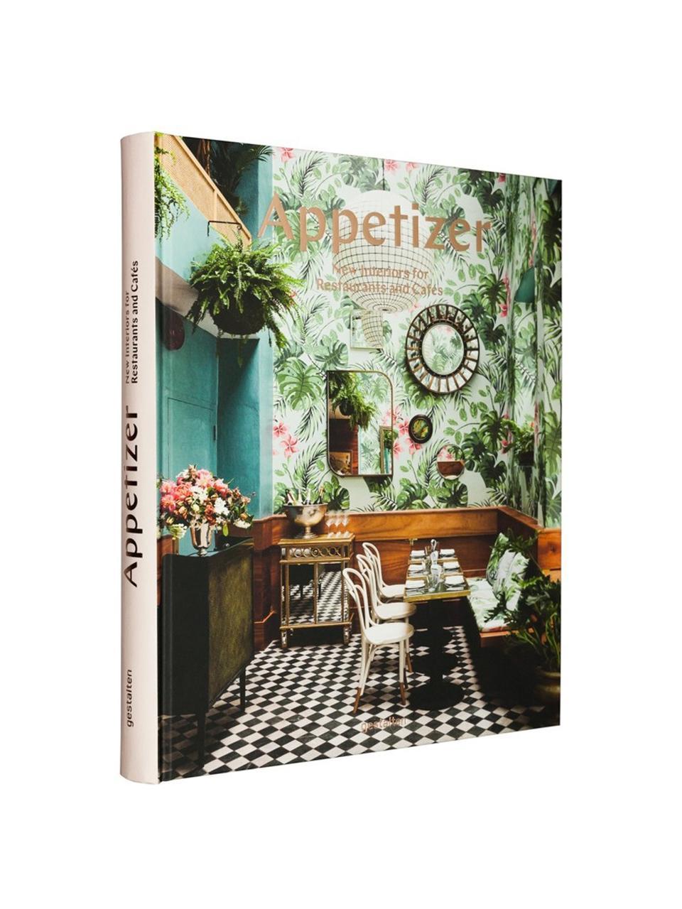 Kniha Appetizer, Více barev