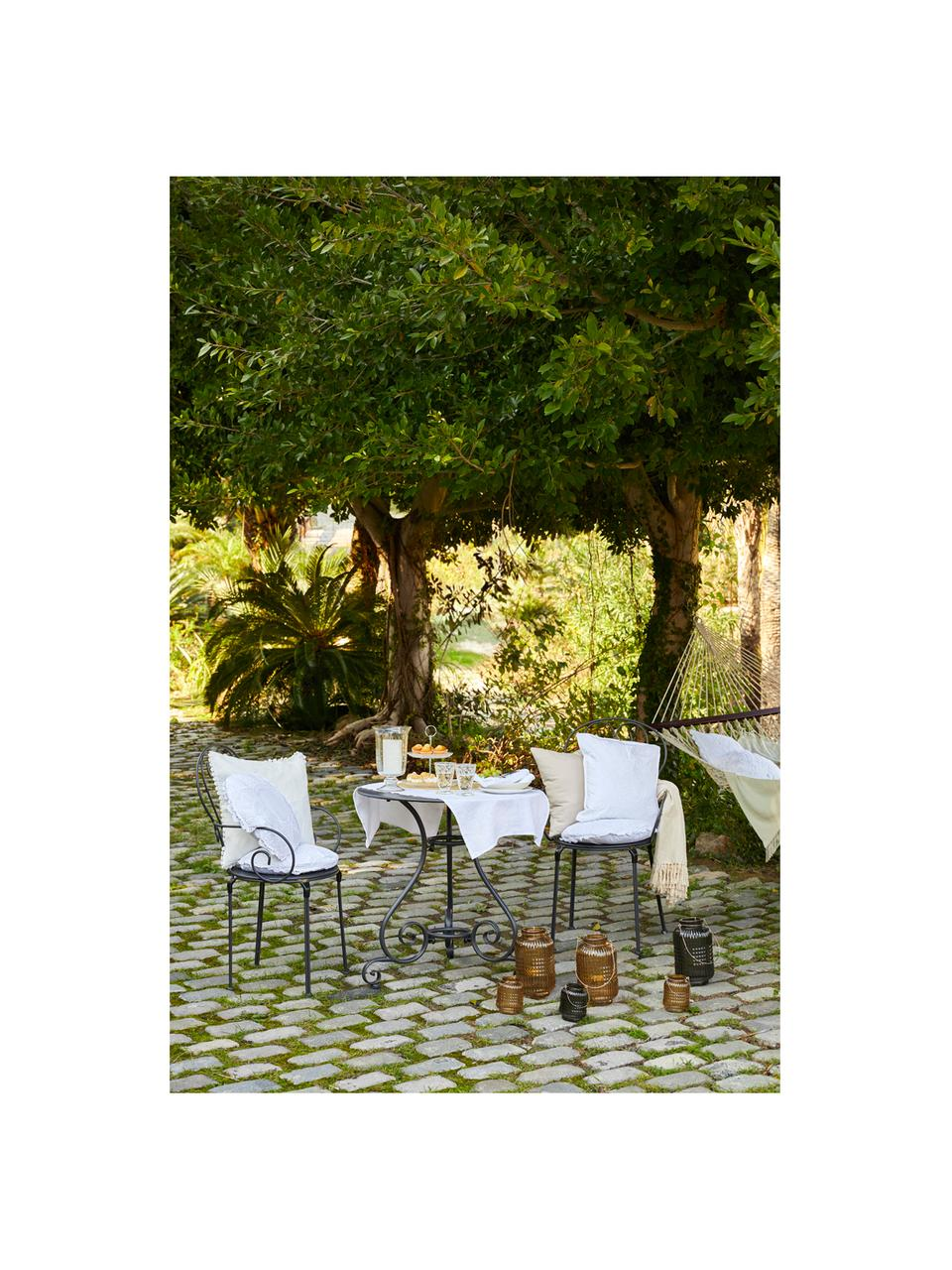 Garten-Armlehnstühle Etienne, 2 Stück, Dukelgrau, 49 x 89 cm