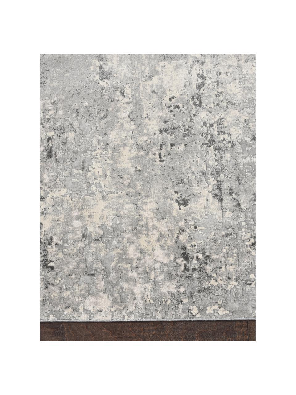 Chodnik Rustic, Szary, beżowy, S 65 x D 230 cm