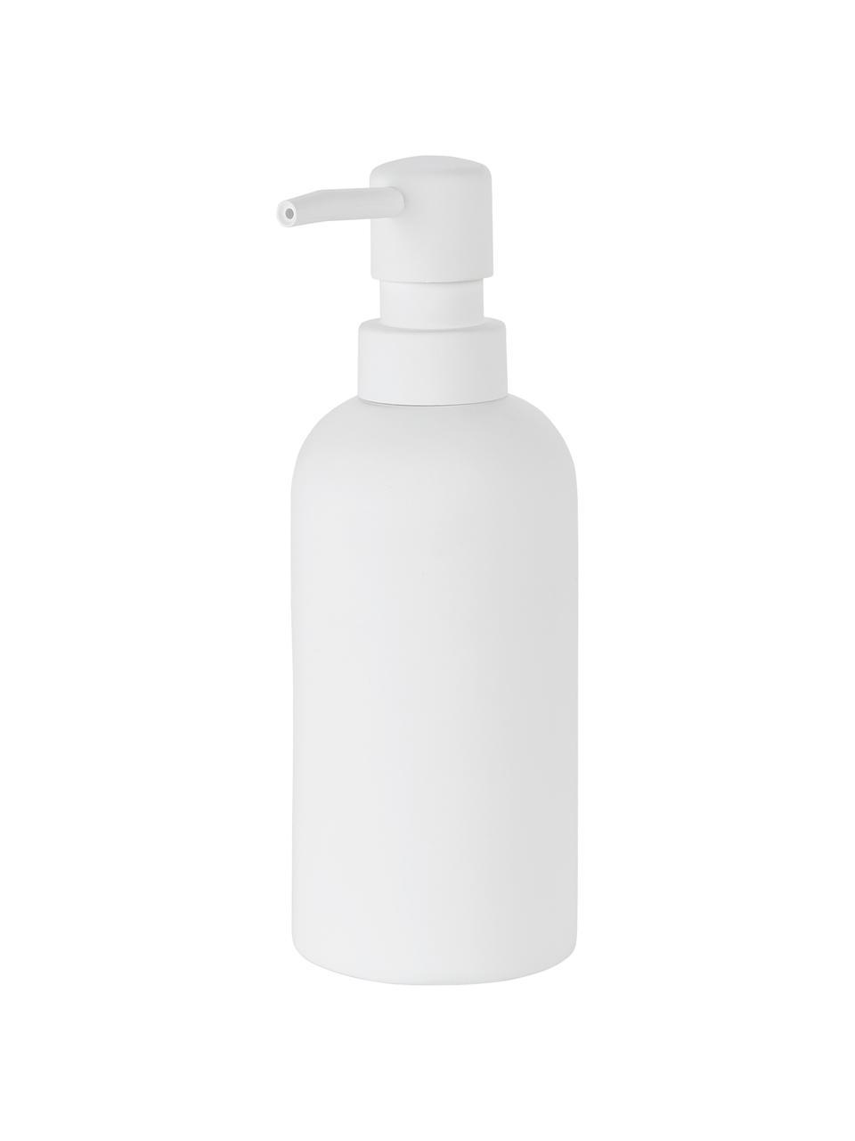 Dispenser sapone Archway, Materiale sintetico, Bianco, Ø 7 x Alt. 19 cm