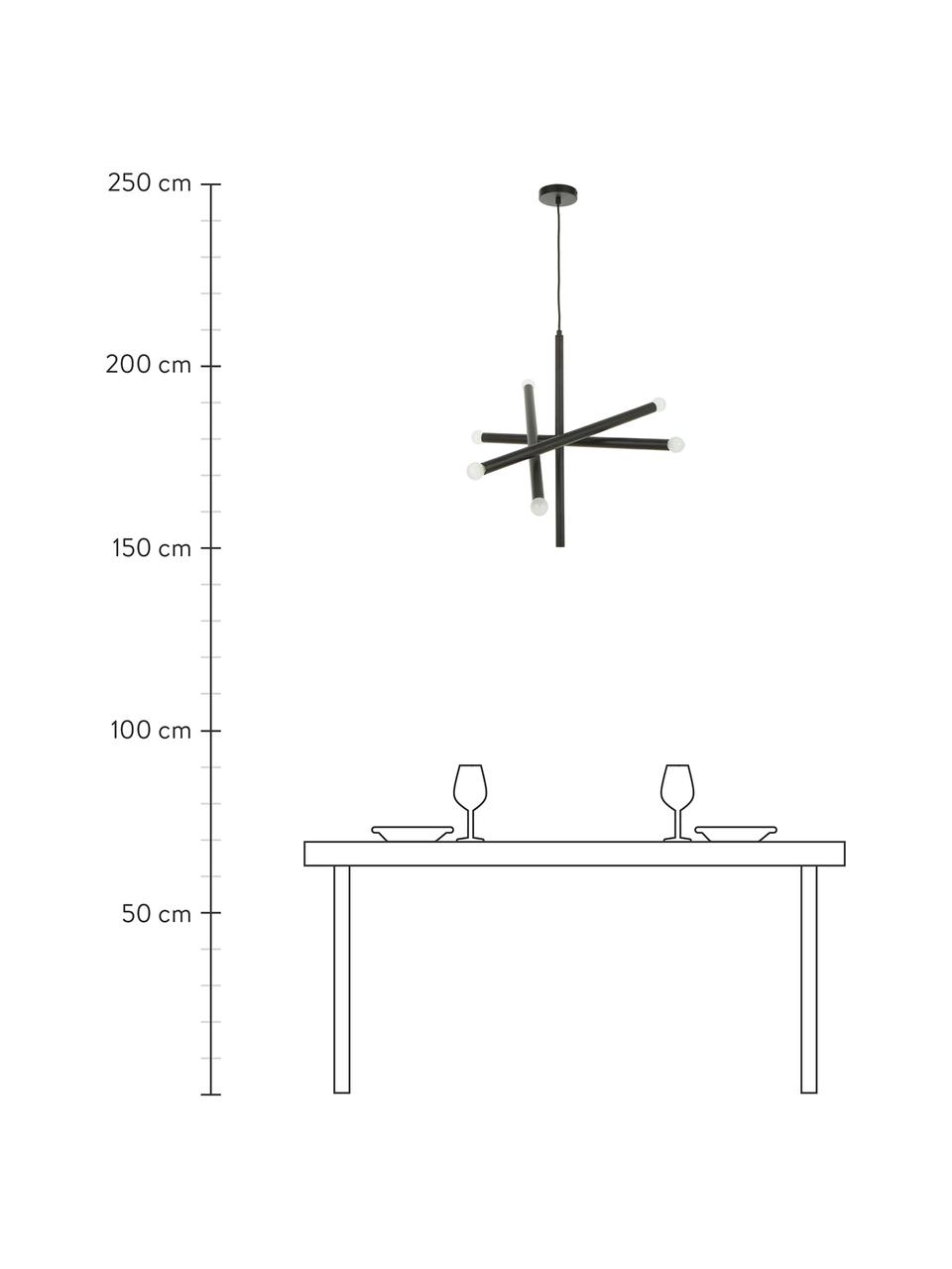 Suspension design Sticks, Laitonné