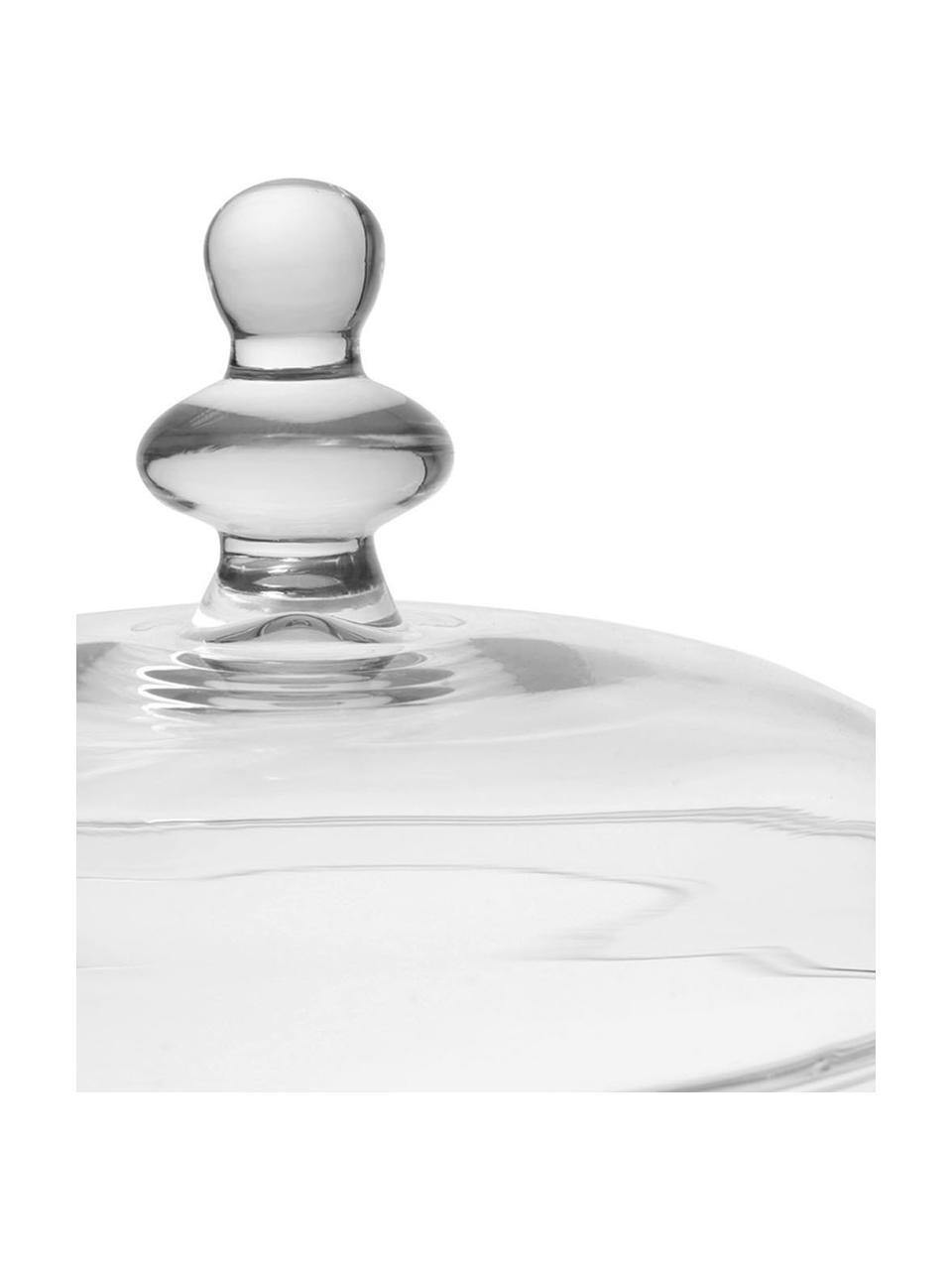 Contenitore in vetro Guimauve, Vetro, Trasparente, Ø 20 x Alt. 35 cm