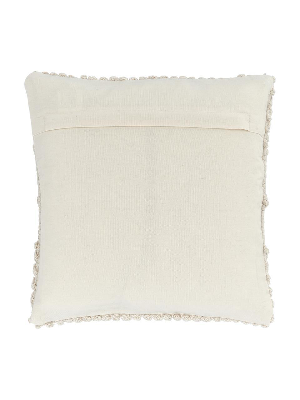 Poszewka na poduszkę Paulina, 100% bawełna, Beżowy, S 45 x D 45 cm