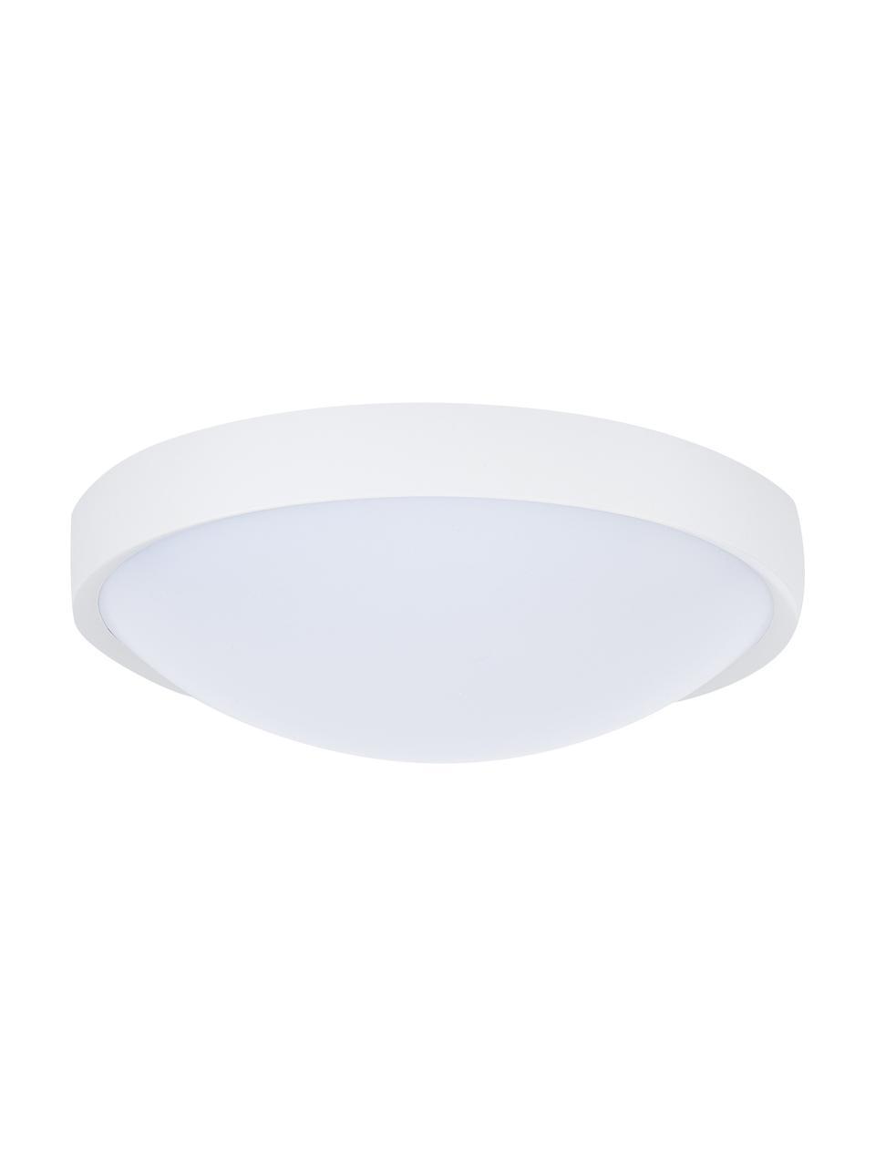 Kleines LED-Panel Altus, Lampenschirm: Kunststoff, Diffusorscheibe: Kunststoff, Weiß, Ø 30 x H 9 cm