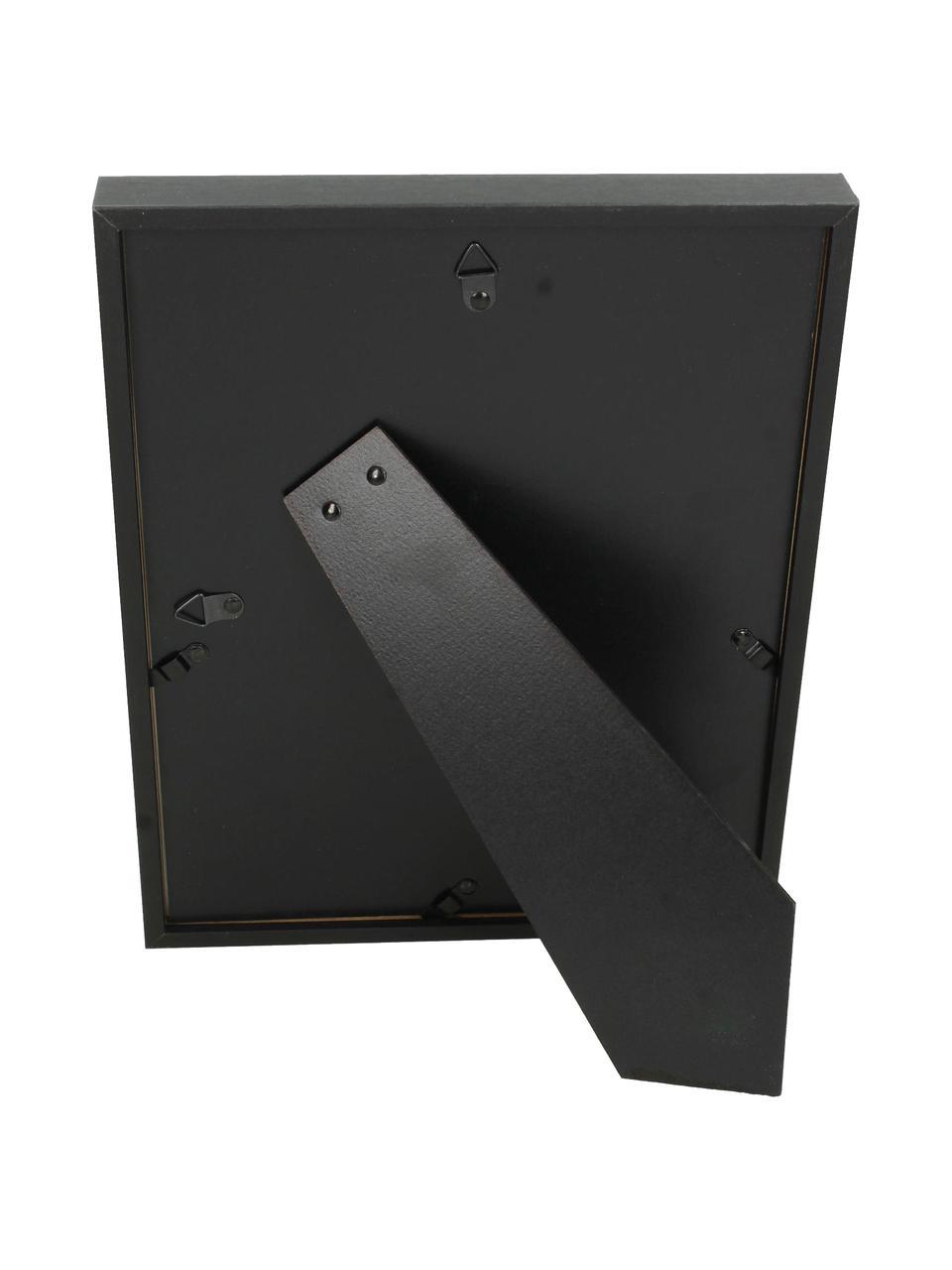 Ramka na zdjęcia Andesine, Czarny, S 20 x D 25 cm