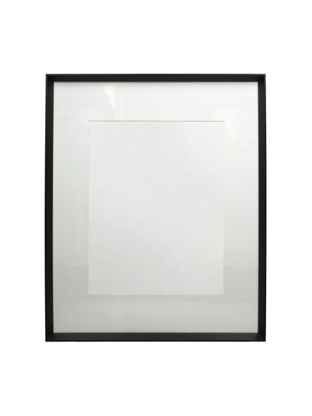 Marco Apatite, Madera recubierto, Negro, 40 x 50 cm