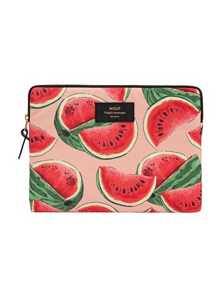 Etui na iPad Air Watermelon, Blady różowy, czerwony, S 24 x W 17 cm