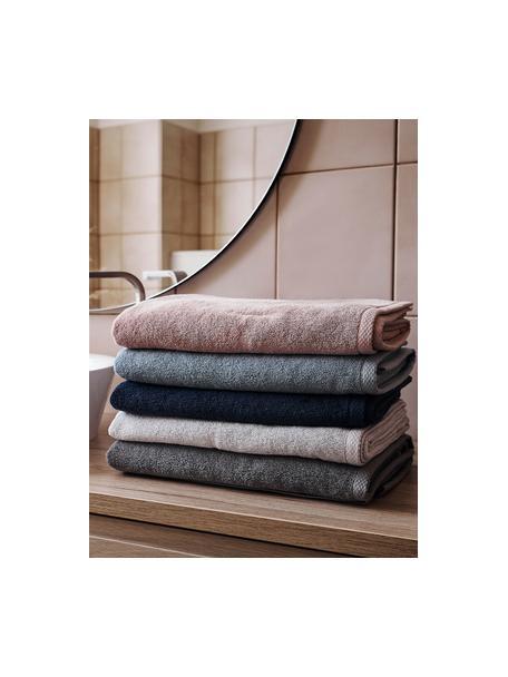 Einfarbiges Handtuch Comfort, verschiedene Größen, Weiß, Gästehandtuch