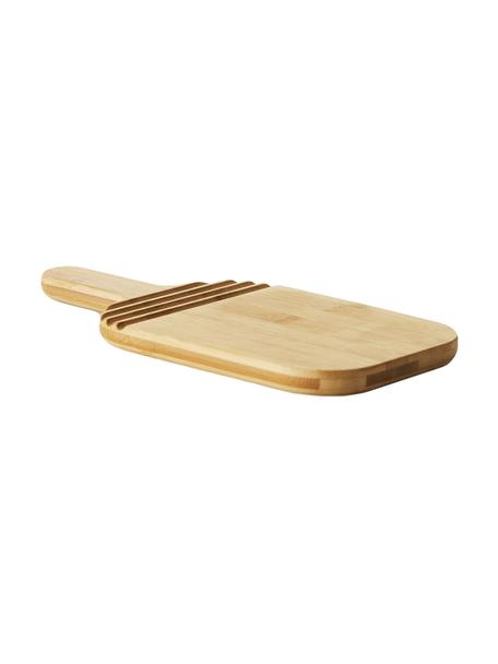 Tabla de cortar de bambú Monazi, Bambú, Bambú, L 27 x An 13 cm