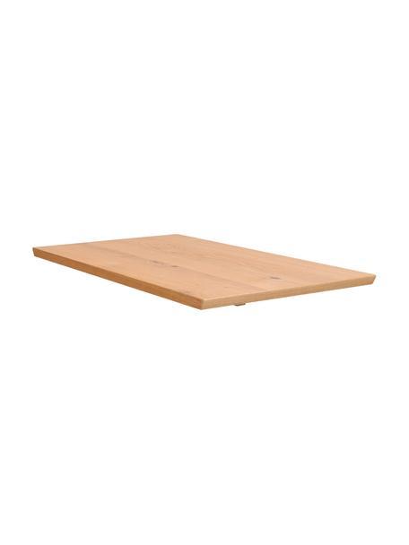 Ansteckplatte Melfort, Eichenholz, Eichenholz, B 50 x T 90 cm