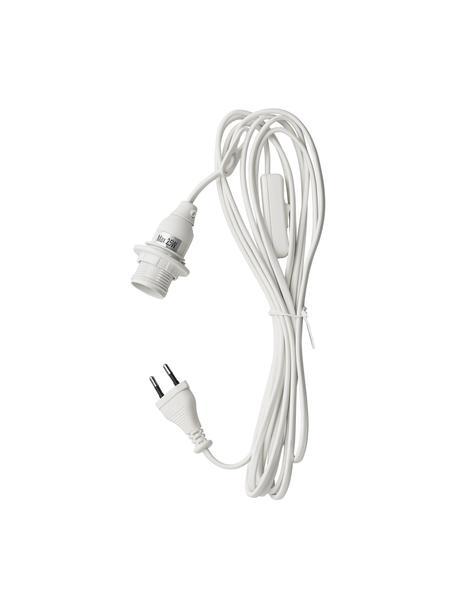 Pendolo a corda di Icillia, Materiale sintetico, Bianco, Lunghezza 400 cm