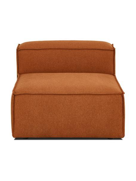 Módulo central sofá Lennon, Tapizado: 100%poliéster Alta resis, Estructura: madera de pino maciza, ma, Patas: plástico Las patas están , Tejido terracota, An 89 x F 119 cm